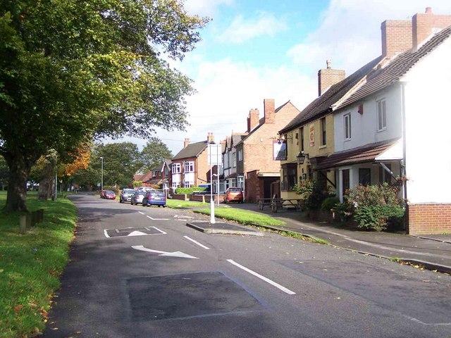 Victoria Road, Pelsall