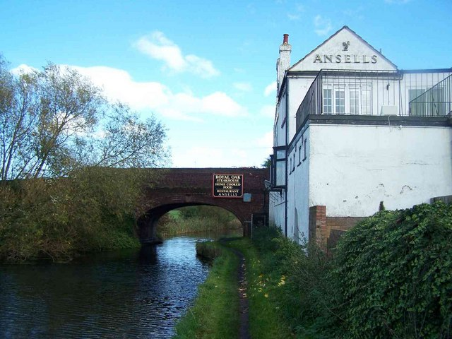 Yorks Bridge, Pelsall