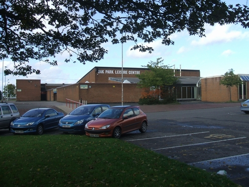 Oak Park Leisure Centre