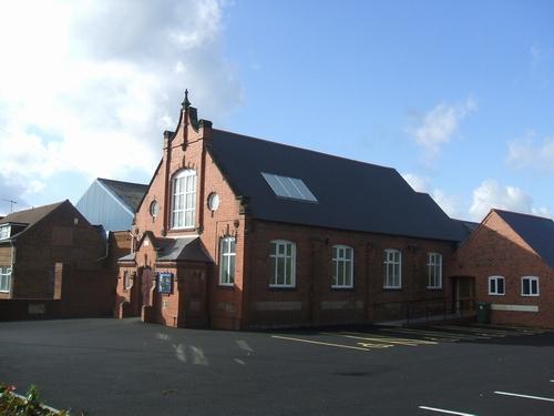 Walsall Wood Methodist Church