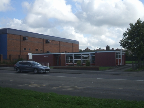Walsall Wood Library