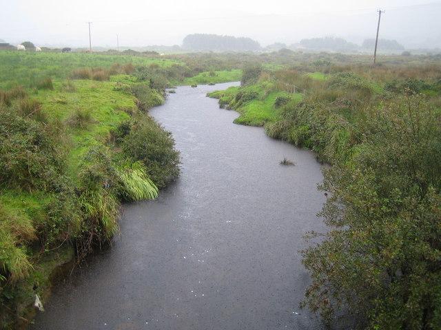 Abha na gCaolinse (Kealincha River)