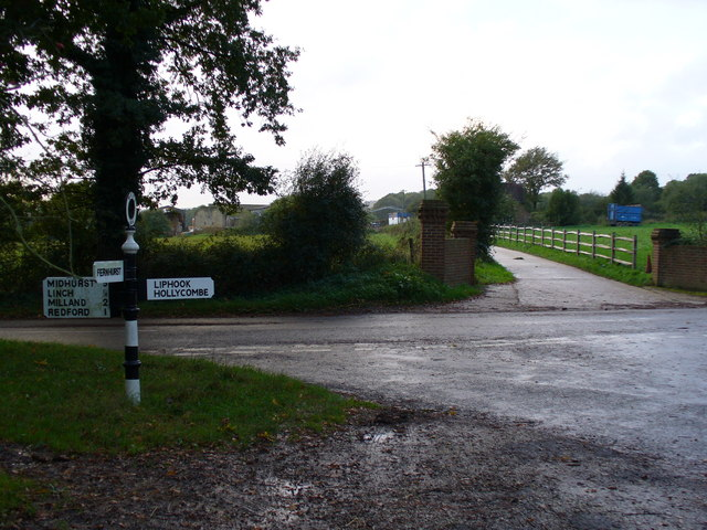 Rural Road Junction, Linch