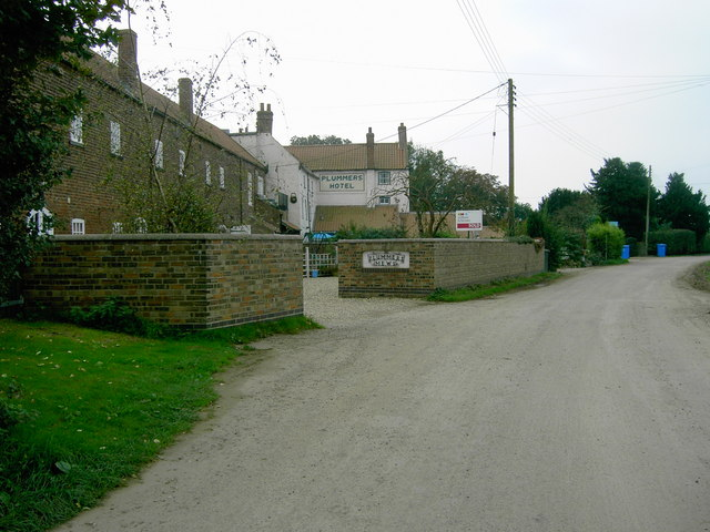 The Plumbers Arms  Frieston Shore