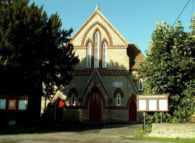 Tiptree United Reformed Church, Tiptree, Essex