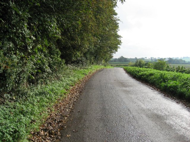 The Road From Oulston