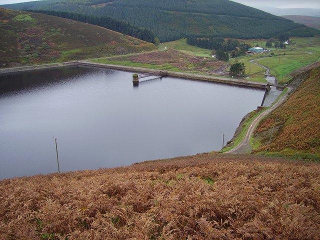 Camps Reservoir