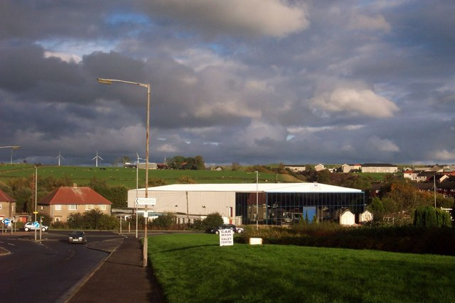 The Hangar, Carluke