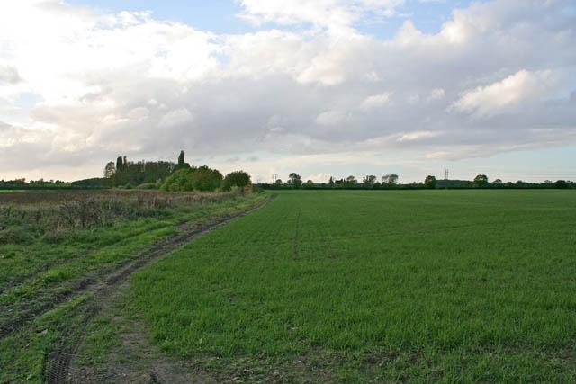 Farmland off Flintham Lane