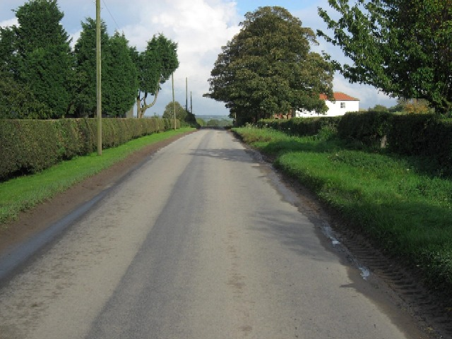 The Road From Easingwold