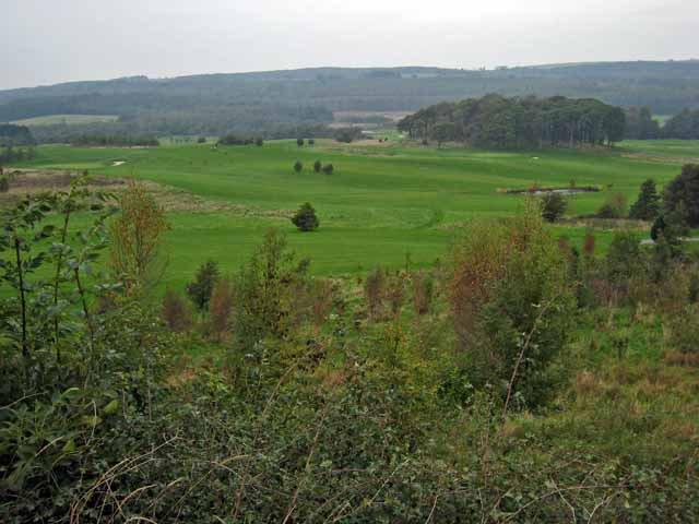 Brunston Castle Golf Club, near Dailly