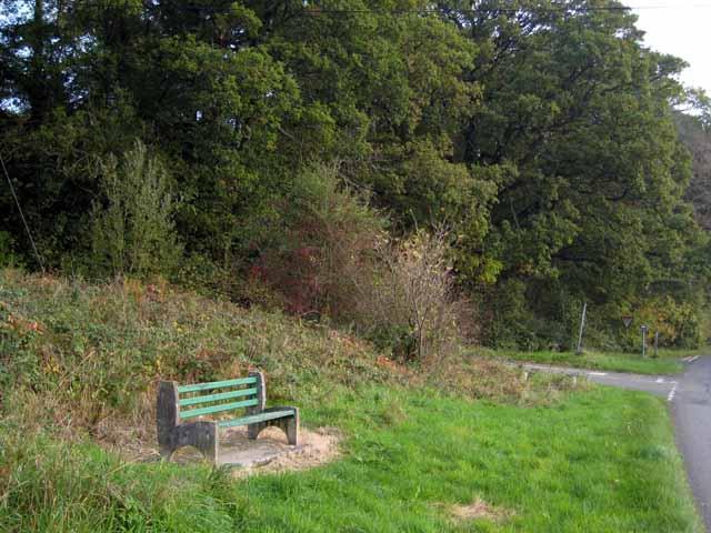 Wayside seat