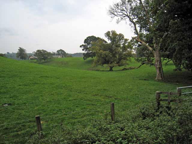 In the Girvan valley