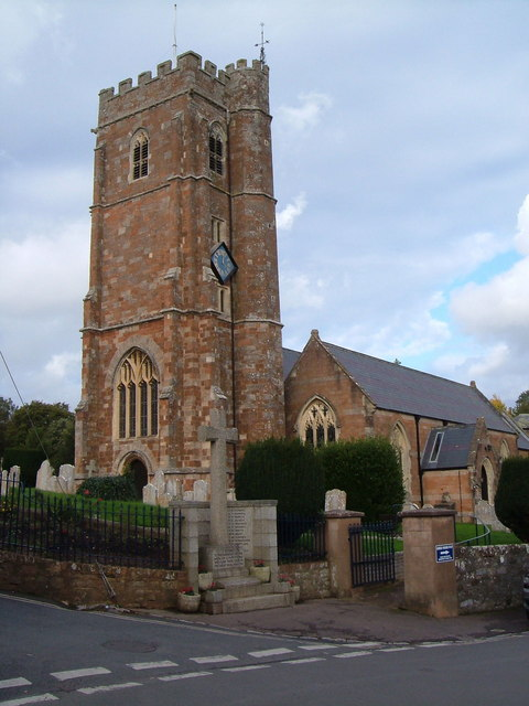 St Mary's church, Lympstone