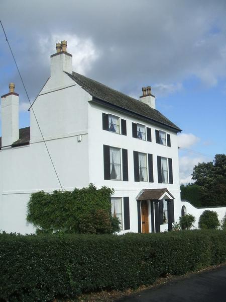 Farmhouse on Castlehill Road