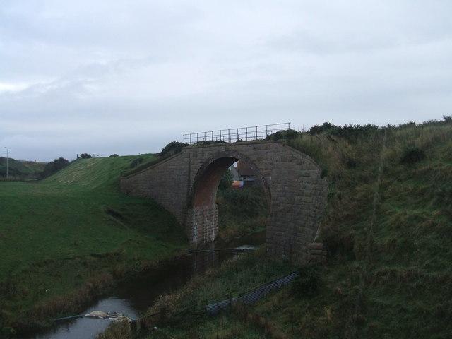 Bridge over Water of Cruden