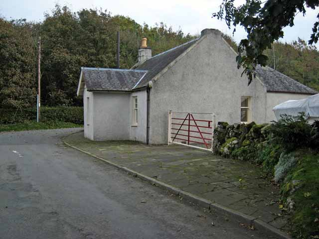 Auchalton Toll Cottage