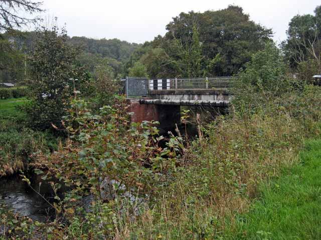 Bridge over the Water of Girvan, near Kirkmichael