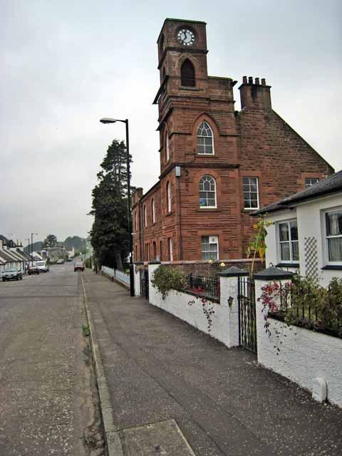 Public hall in Kirkmichael