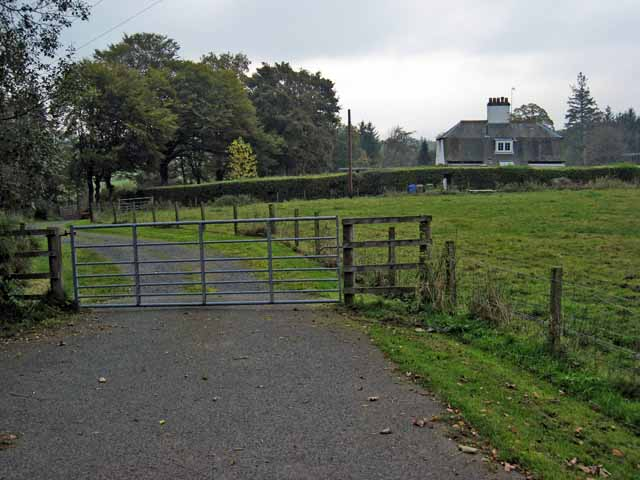 House on the Cloncaird Castle estate