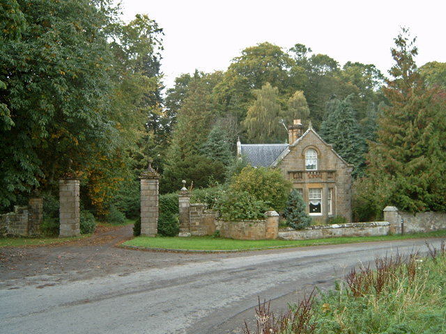 East Lodge Dalvey House