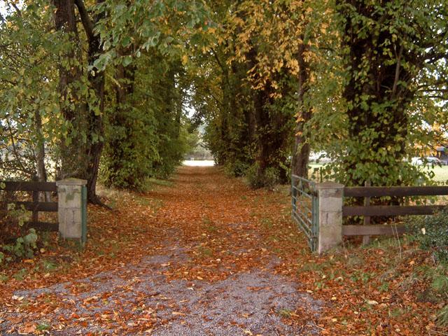 Grangegreen entrance