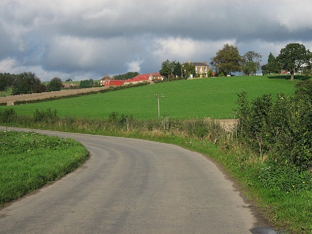 The Road To Husthwaite