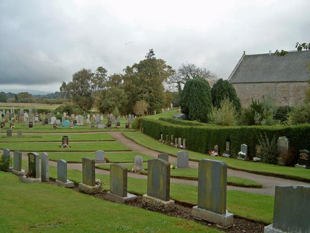Dyke graveyard