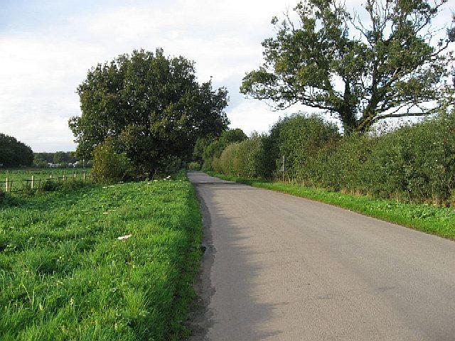 The Road To Husthwaite