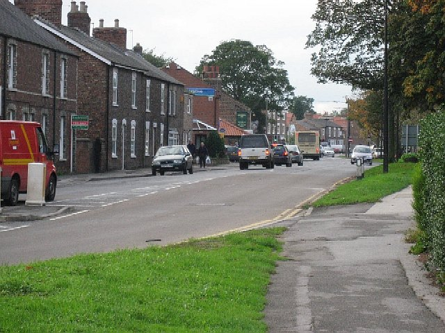 Stillington Road, Easingwold