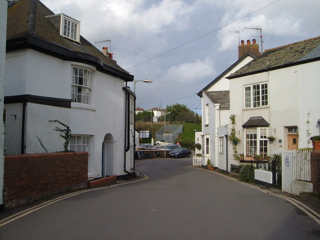 The Strand, Lympstone