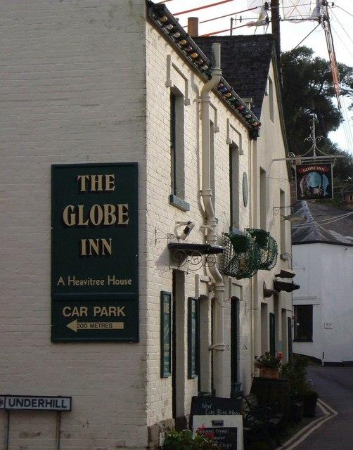 The Globe Inn, Lympstone