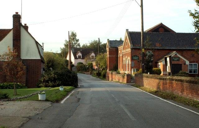 Chapel Road, Great Totham, Essex