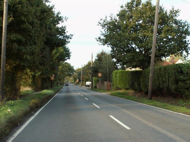 Broad Street Green Road