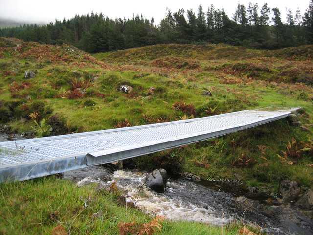 Bridge over Lon Coire Chaiplin