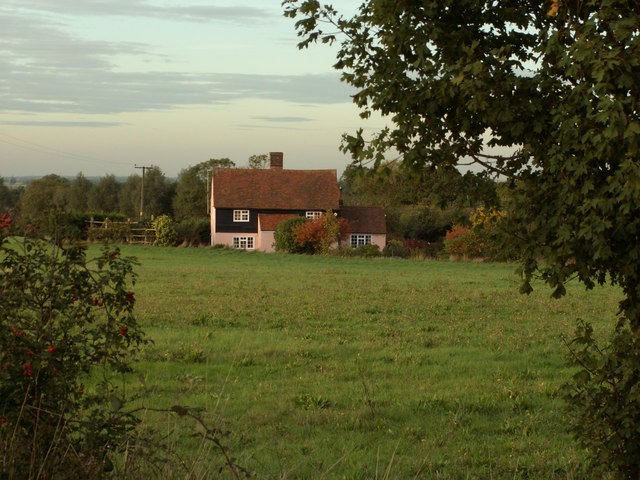 Cottage just southeast of Little Braxted, Essex
