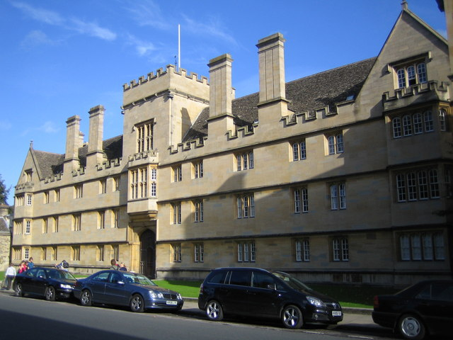 Oxford: Wadham College