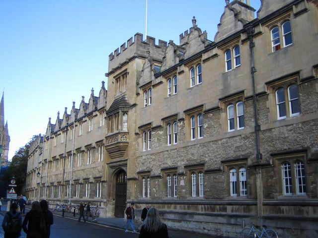 Oxford: Oriel College