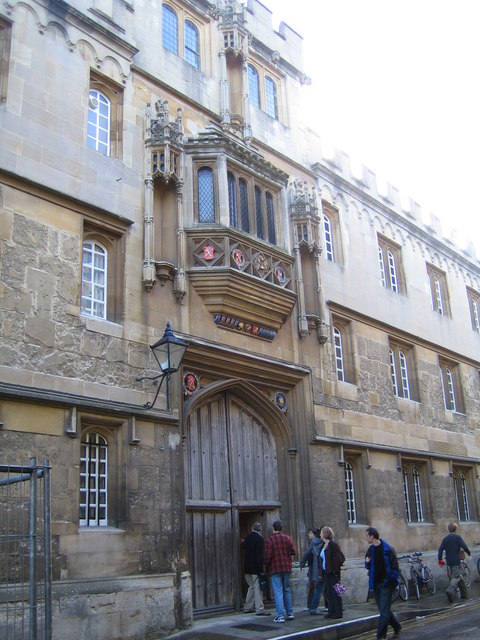 Oxford: Corpus Christi College