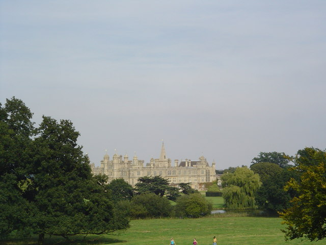 Gardens on the Burghley House Estate