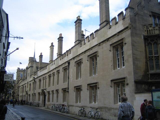 Oxford: Lincoln College