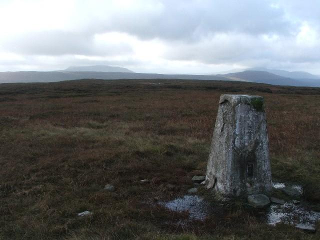 Yockenthwaite Moor.