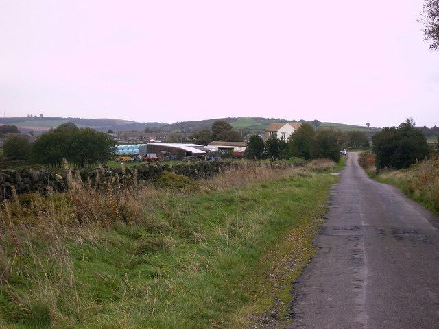 Long Lane, Whitwell Moor
