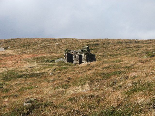 Small Dwelling on Yockenthwaite Moor.