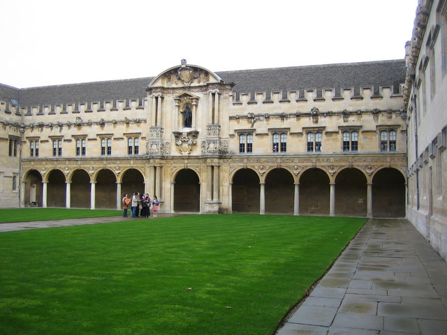 Oxford: St John's College