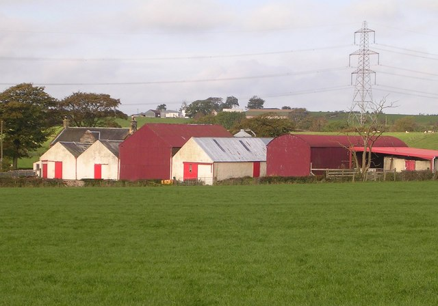 High Gainford Farm