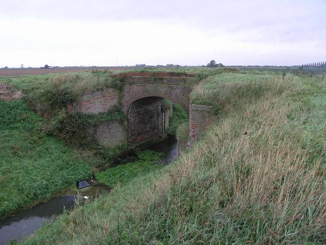 Old Drain Bridge