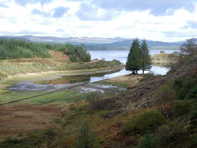 Loch Glashan