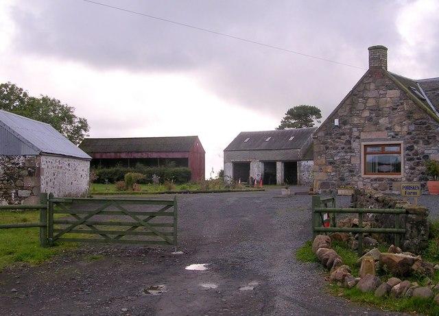 Porisken Farm
