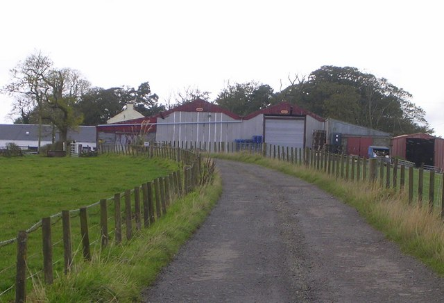 High Todhill Farm